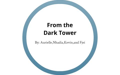 from the dark tower analysis