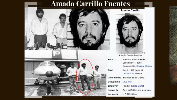Amado Carrillo Fuentes by Prezi User on Prezi