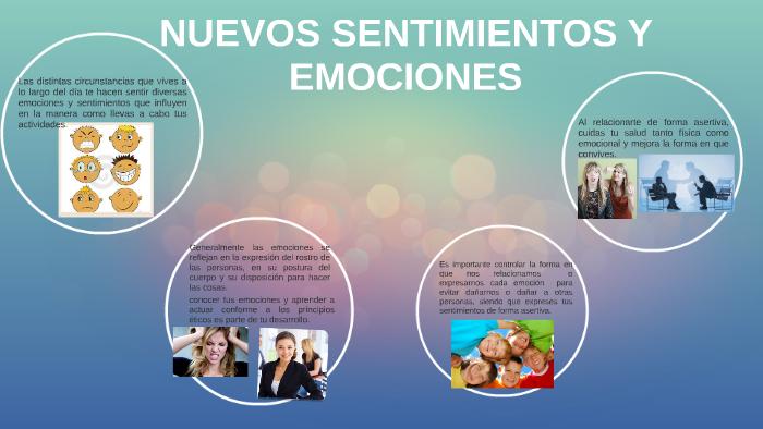NUEVOS SENTIMIENTOS Y EMOCIONES by xochitl garcia on Prezi