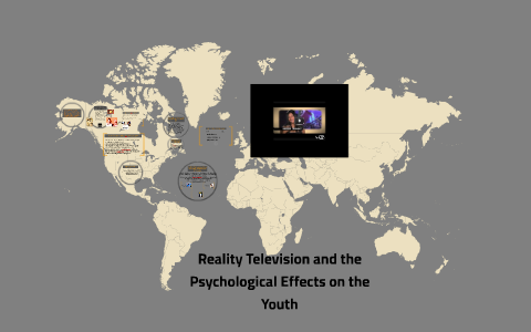 effects of reality tv on youth