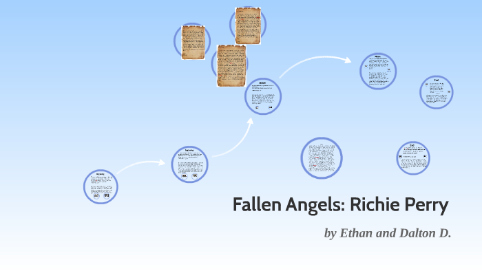 fallen angels peewee quotes