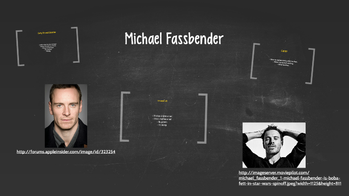 Michael Fassbender by Caitlin Holley on Prezi
