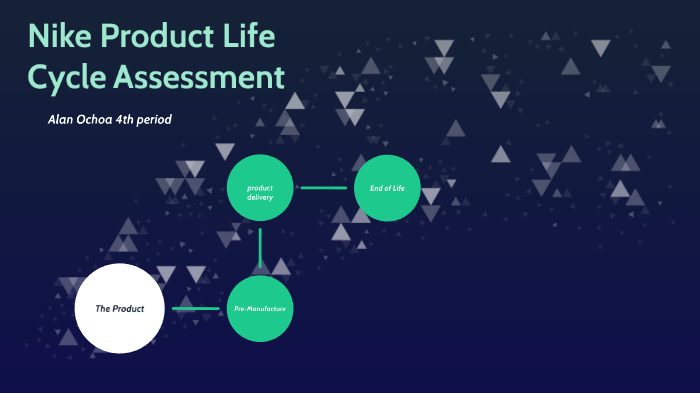 on sale 3ca14 164dc Nike Product Lifecycle Assessment by alan ochoa on Prezi Next