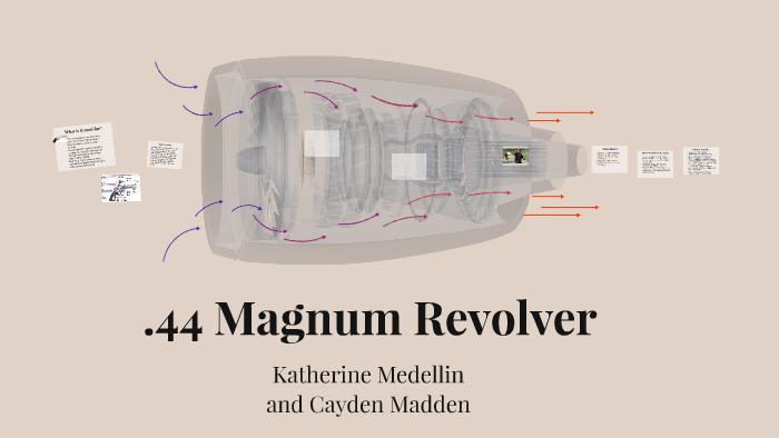 44 Magnum Revolver by katherine medellin on Prezi