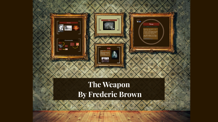 the weapon fredric brown