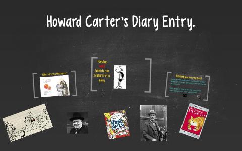 howard carter diary