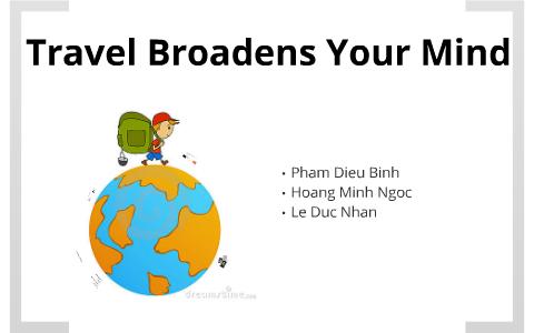 Эссе на тему travel broadens the mind 9220