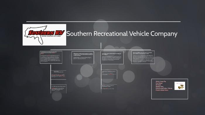 southern recreational vehicle company