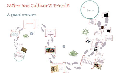 Satire And Gulliver S Travels By Kinga P On Prezi