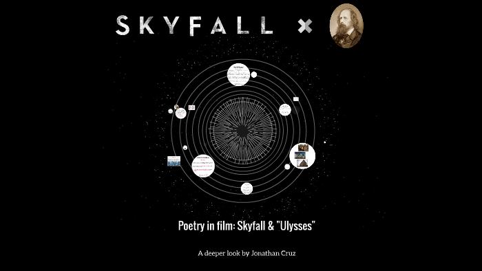 Poetry In Film Skyfall Amp Ulysses By Jonathan Cruz On Prezi