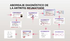 abordaje de solfa syllable artritis reumatoide