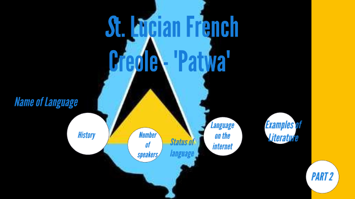 adopt a french creole by annia julien on Prezi Next