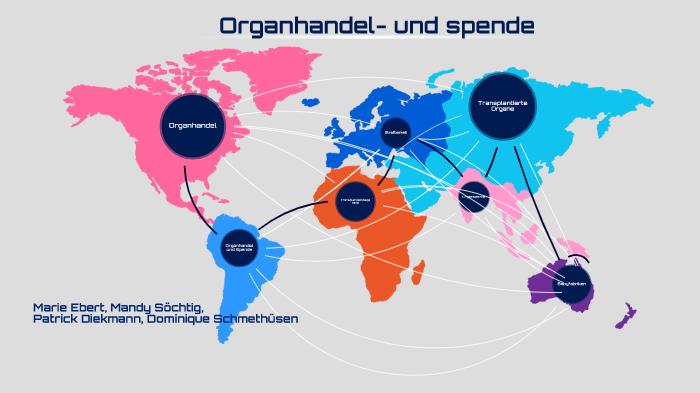 Illegaler Organhandel