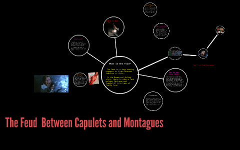 feud between capulets and montagues