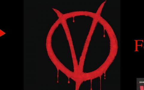 v for vendetta novel summary