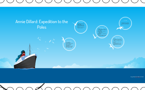 annie dillard expedition to the pole
