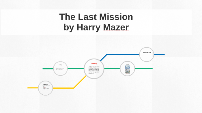 the last mission mazer harry