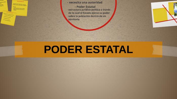 Poder Estatal By Pilar Alonso On Prezi