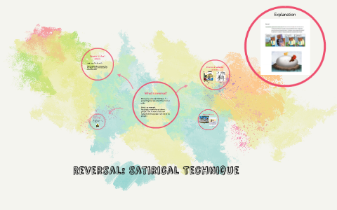 Reversal Satirical Technique By Kayleigh Stephens On Prezi