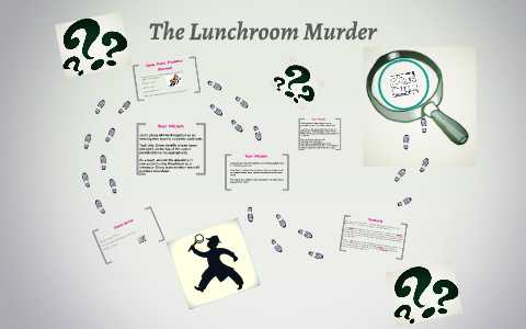 lunchroom murder