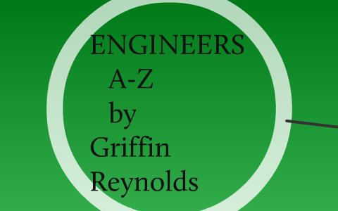 Engineers A To Z >> Engineers A Z By Griffin Reynolds On Prezi