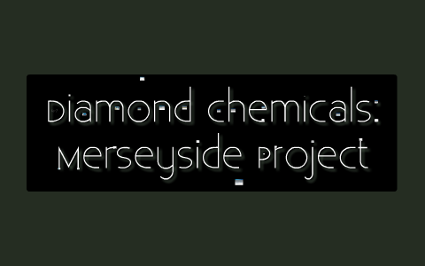 diamond chemicals plc a the merseyside project solution