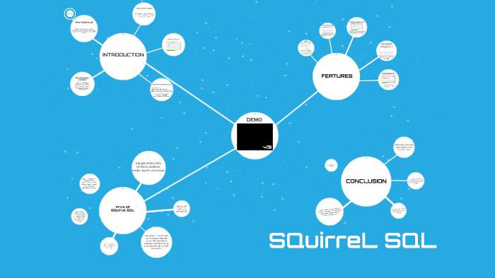 SQuirreL SQL by Nirav Shah on Prezi