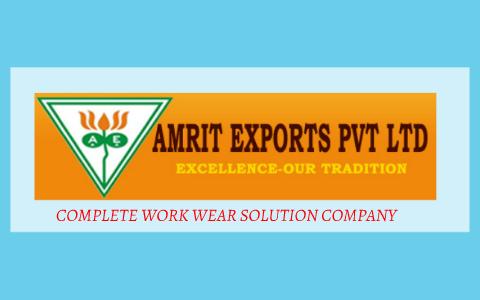 AMRIT EXPORTS (P ) LTD by Animesh Kumar on Prezi