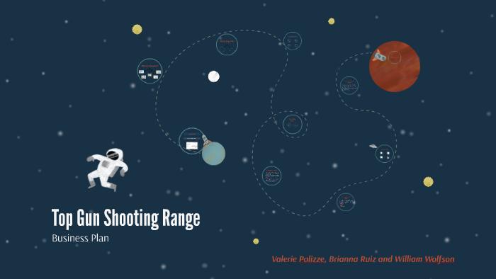 Top Gun Shooting Range Business Plan