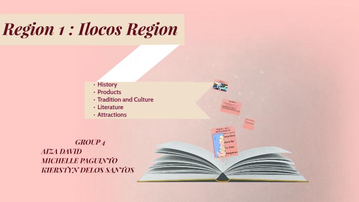 Copy of Copy of Region 1 : Ilocos Region by iza torres on Prezi
