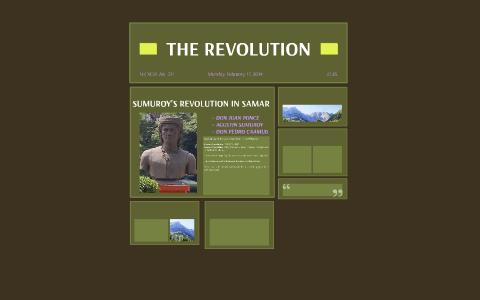 THE REVOLUTION by christine frilles on Prezi