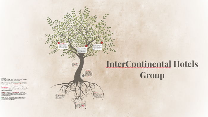 InterContinental Hotels Group by casey wollet on Prezi