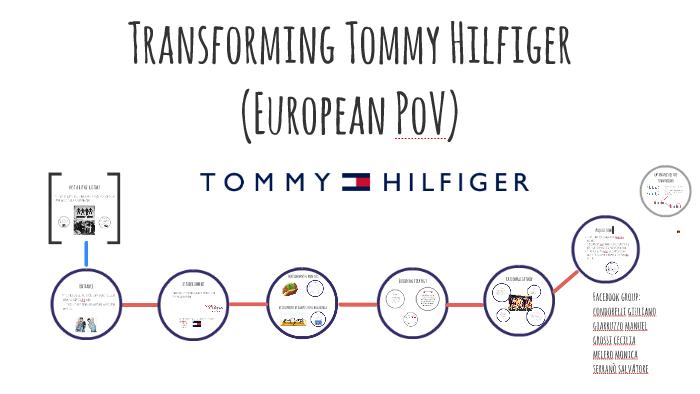 48a999e3a9f711 Transforming Tommy Hilfiger by Manuel Giarruzzo on Prezi