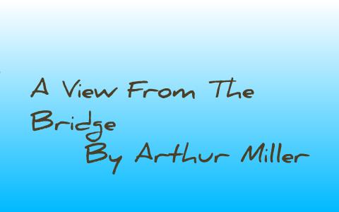 a view from the bridge cherokee paul mcdonald summary