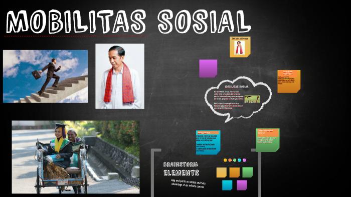 Contoh Gambar Mobilitas Sosial Vertikal Ke Atas - Info ...