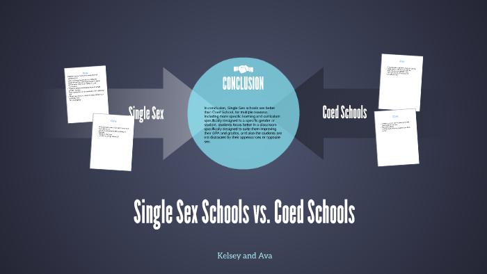 single sex or coed schools