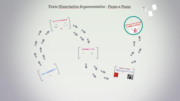 Texto Dissertativo Argumentativo Passo A Passo By Cassiane Freitas