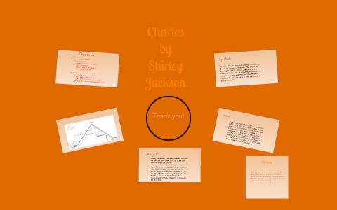 charles by shirley jackson analysis