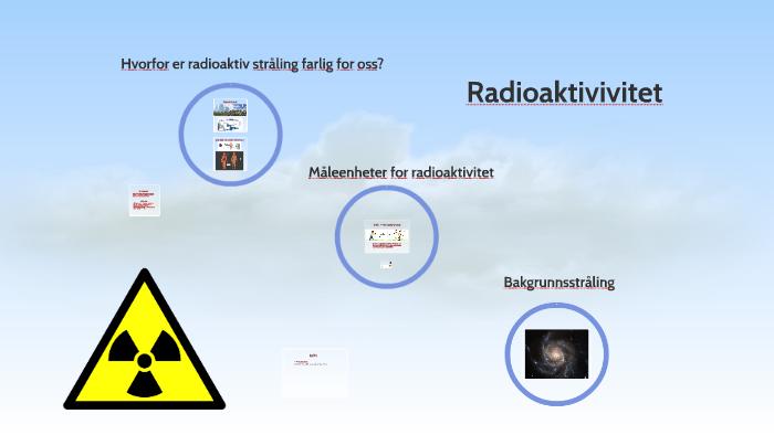 hvorfor er ioniserende stråling farlig
