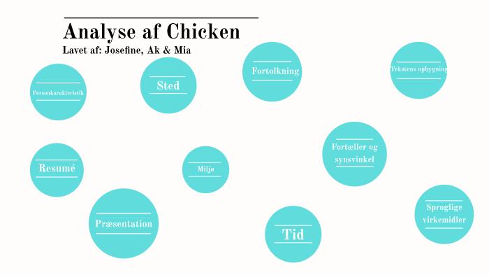 Analyse af Chicken by Mia Mortensen on Prezi Next