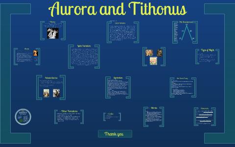 tithonus summary