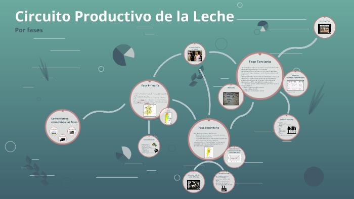 Circuito Productivo De La Leche : Círculo productivo de la leche by erik klausch on prezi