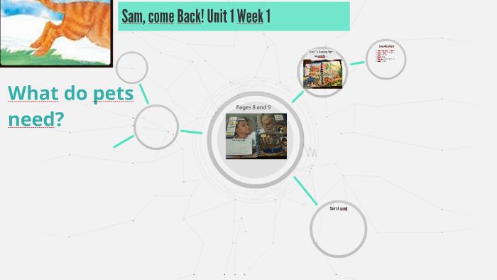 Sam, come Back! Unit 1 Week 1 by Adriana Sustaita on Prezi