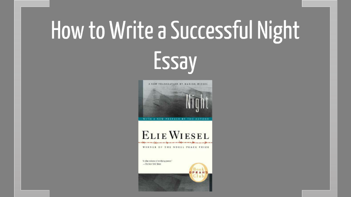 Personal Essay Examples For High School  Proposal Essay Topic Ideas also How To Write An Essay Proposal Copy Of Night Essay Outline By Josie Soto On Prezi George Washington Essay Paper