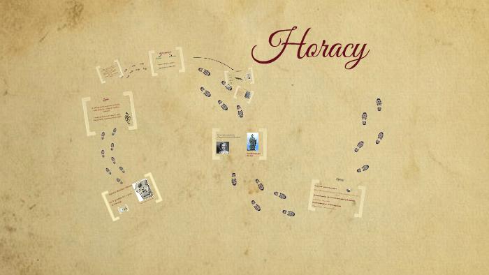 Horacy By Zuzia Dzięgielewska On Prezi