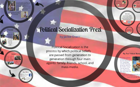 main agents of political socialization