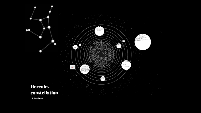Hercules Constellation By James Bryant On Prezi