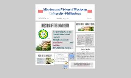 Mission And Vision Of Wesleyan University By Raquel Moana Abolencia