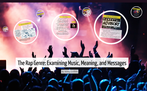 The Rap Genre: Examining Music, Meaning, and Messages by