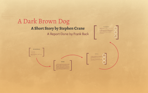 a dark brown dog sparknotes